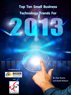 Top 10 Small Business Technology Trends for 2013
